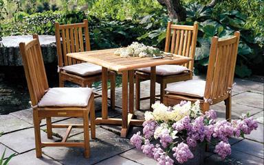 Kingsley Bate Elegant Outdoor Furniture In Solid Teak