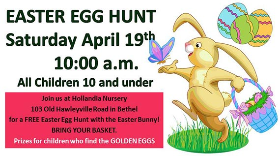 Easter Egg Hunt at Hollandia